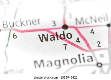 Waldo. Arkansas. USA