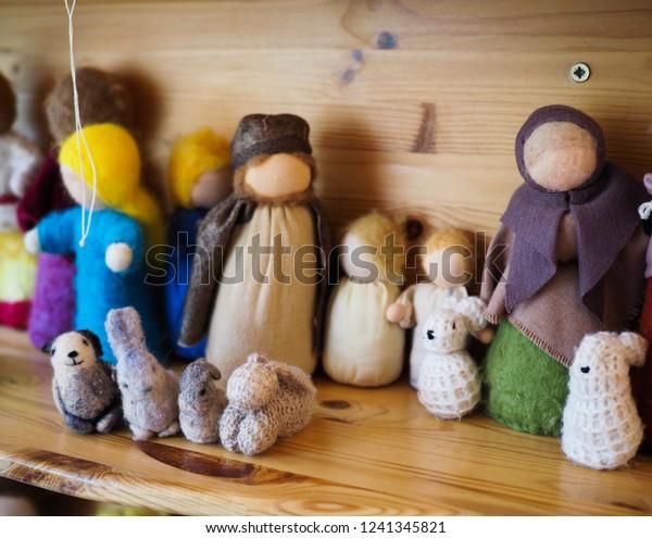 Waldorf handmade dolls