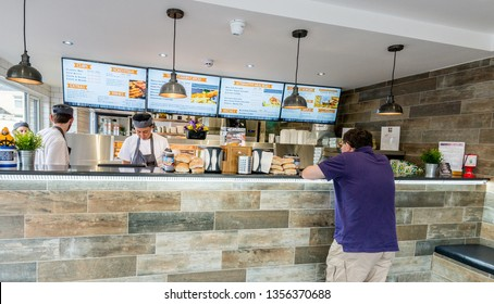 Fish Chips Shop Images Stock Photos Vectors Shutterstock
