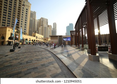 "The Walk, Jumeirah Beach Residence ""JLT"", Dubai - February 2014"