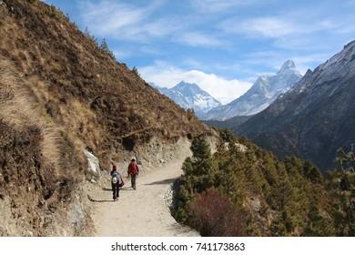 Walk to the mountain