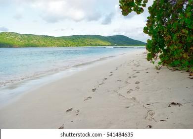 A Walk in Playa Flamenco, Culebra, Puerto Rico