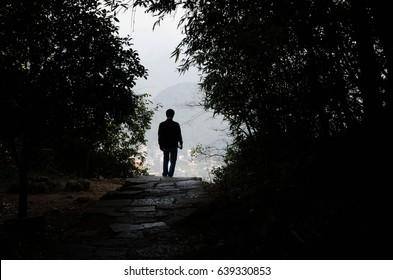 Walk Towards the Edge