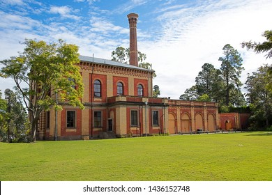 Walka Water Works is a heritage-listed 19th-century pumping station Australia. Originally built in 1887 to supply water to Newcastle and the lower Hunter Valley,