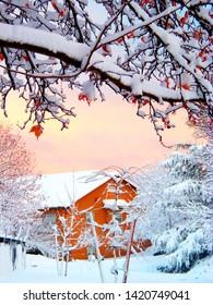 Walkin' in a winter wonderland