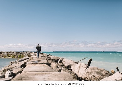 Walking the Break Wall