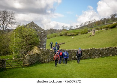 walking break in yorkshire dales