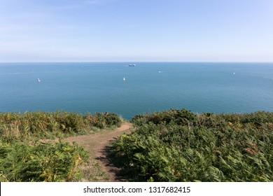 Howth Cliff Walk Images Stock Photos Vectors Shutterstock