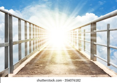walkway to heaven