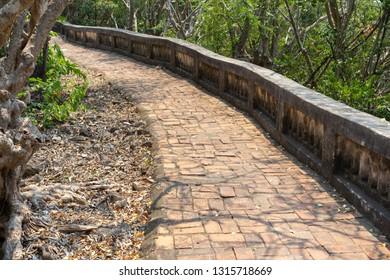 walkway On the Mountain