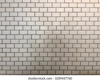 Wall. Backgroud.  White