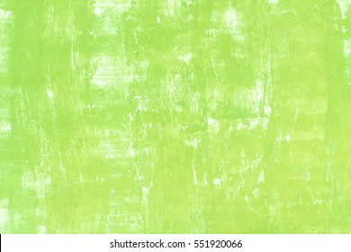 wall background with green  tone