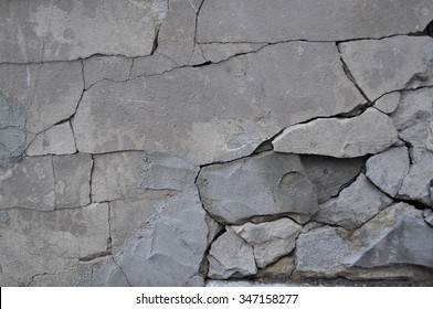 Wall. Cement Texture. Background