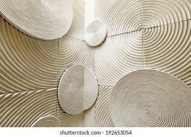 Wall of the circle