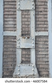 Wall construction detail