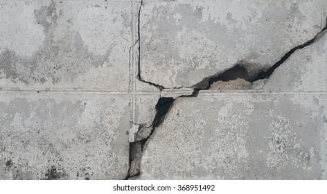 wall crack , texture