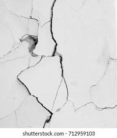 wall with crack texture