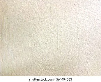 the wall cream colored