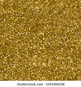 The wall is decorated with Golden sequins in the form of small squares.Texture or background