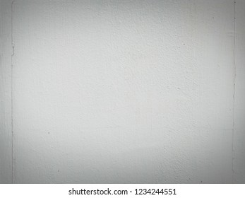 Wall deterioration cement