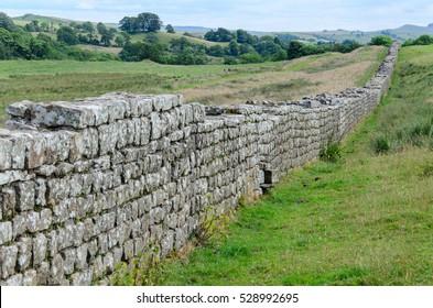 Hadrian´s wall, England