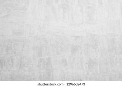Wall grunge grey concrete background. Dirty,dust wall panel concrete board texture and splash brush stroke for architecture and interior or abstract background