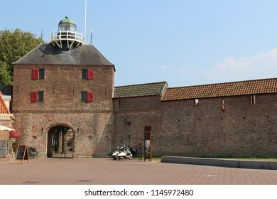 Wall of Harderwijk