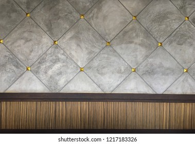 Wall in home.
