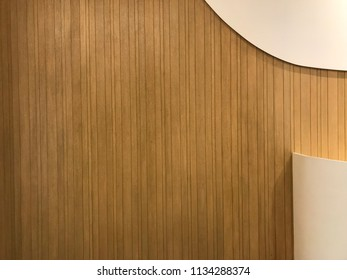 Wall Home decoration. Interior Wood material. Home design. Wood texture background. Wood laminate, veneer texture background. Oak wood, vinyl laminate tile , laminate tile, vinyl tile