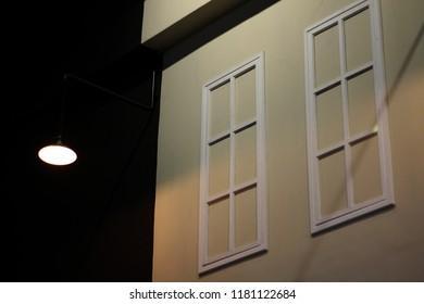 wall minimalis design