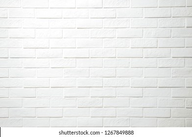 Wall painted block wall