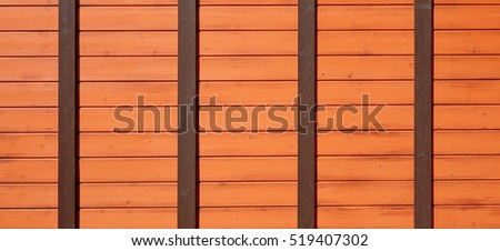 Shabby Chic Wall Paneling : Wall paneling modern wooden house decorated stock photo edit now