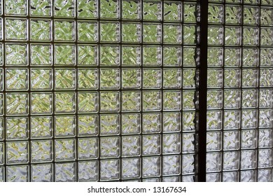 wall of privacy glass, for background