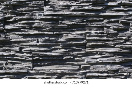 wall of stone, natural stone, finishing material for walls made of natural stone