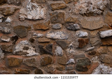 The Wall of stones