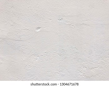 Wall with structure in white color, background