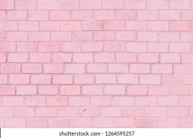 Wall Sweet color bricks