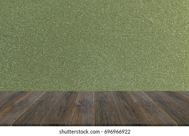 Wall texture background surface natural color with wood terrace