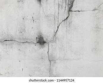 wall texture background.cement wall crack and stain.