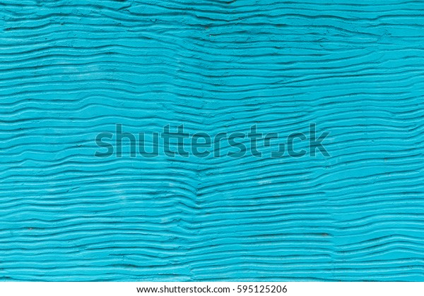 Wall texture in blue