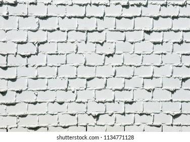 Wall, white brick wall