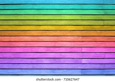 wall wood colorful texture for background