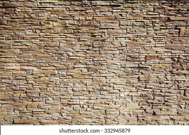 wall from the yellow bricks
