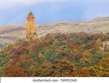 The Wallace Monument, Stirling, Scotland, Braveheart, History