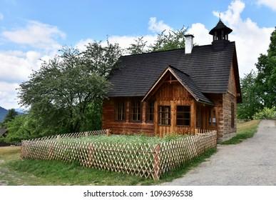 Wallachian village open air museum