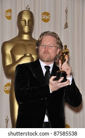 Wall-E director Andrew Stanton at the 81st Academy Awards at the Kodak Theatre, Hollywood. February 22, 2009  Los Angeles, CA Picture: Paul Smith / Featureflash