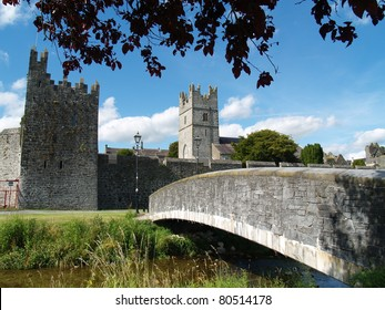 Walled town of Fethard, Tipperary, Ireland