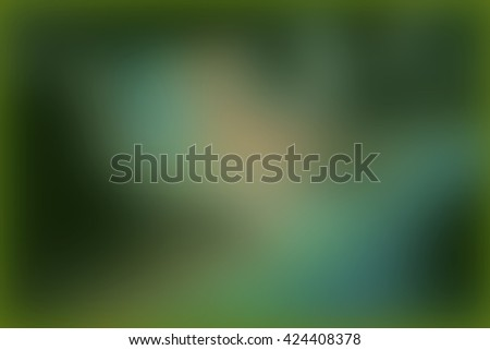 Wallpaper Design Green Blue Mix Color Stock Photo Edit Now