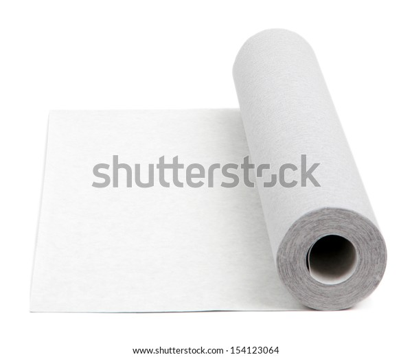Wallpaper isolated on white