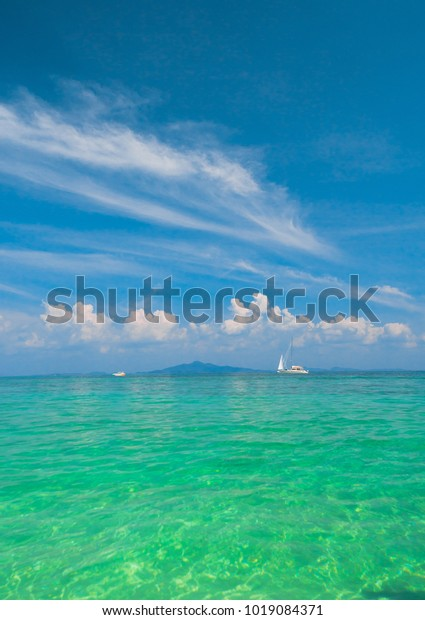 Wallpaper View Daydream Stock Photo Edit Now 1019084371